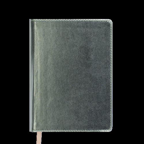Ежедневник датированный 2019 METALLIC, A6, золотистый