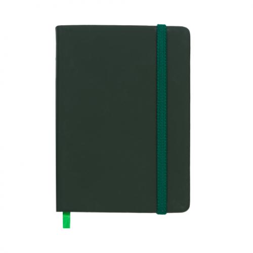 Ежедневник датированный 2019 TOUCH ME, A6, зеленый