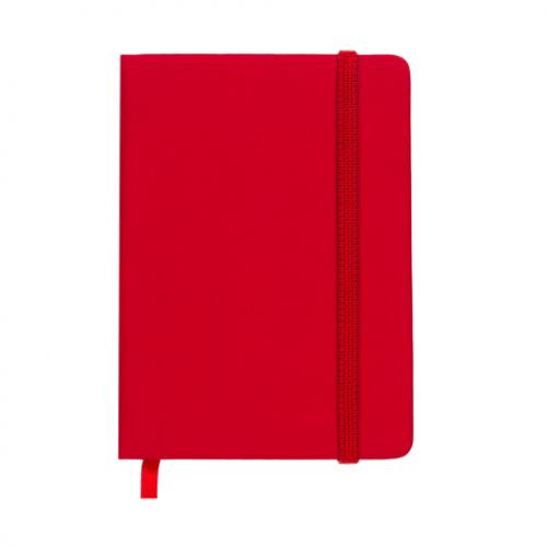 Ежедневник датированный 2019 TOUCH ME, A6, красный