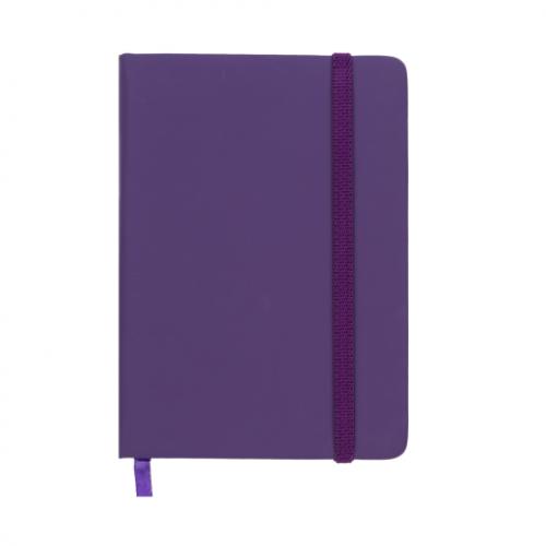 Ежедневник датированный 2019 TOUCH ME, A6, фиолетовый