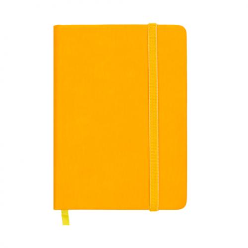 Ежедневник датированный 2019 TOUCH ME, A6, желтый