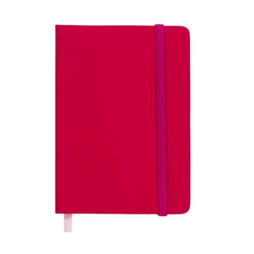 Ежедневник датированный 2019 TOUCH ME, A6, розовый
