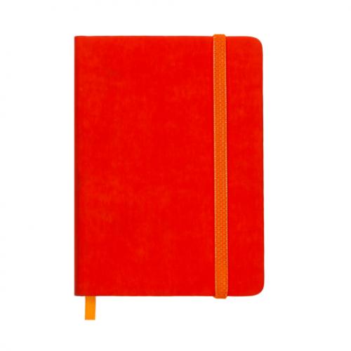 Ежедневник датированный 2019 TOUCH ME, A6, оранжевый