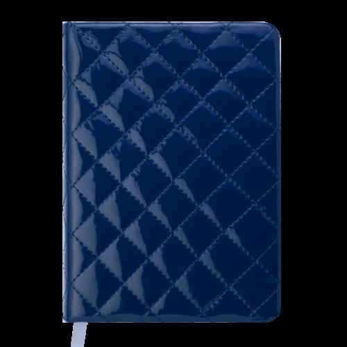 Ежедневник датированный 2019 DONNA, A6, синий
