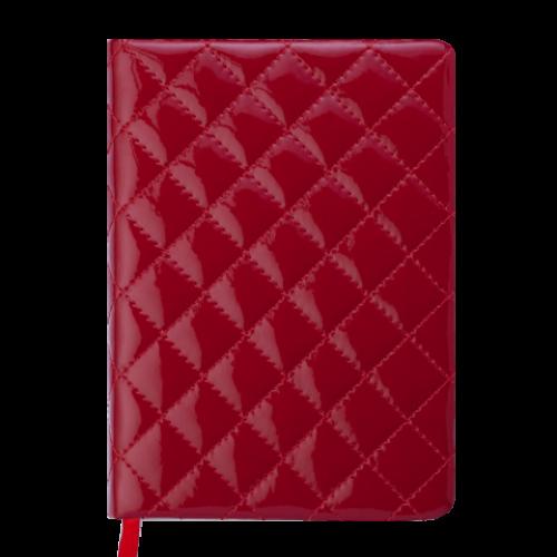 Ежедневник датированный 2019 DONNA, A6, красный