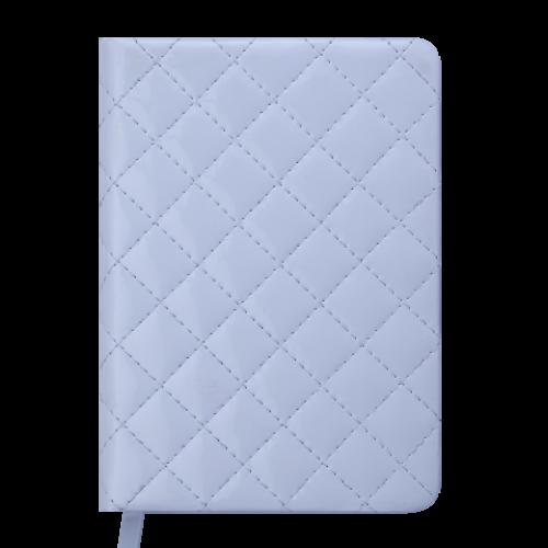 Ежедневник датированный 2019 DONNA, A6, белый