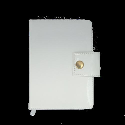 Ежедневник датированный 2019 DREAM, A6, 336 стр. белый