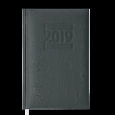 Ежедневник датированный 2019 BELCANTO, A6, 336 стр., т.-зеленый