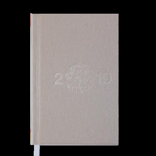 Ежедневник датированный 2019 GLORY, A6, 336 стр., золотой