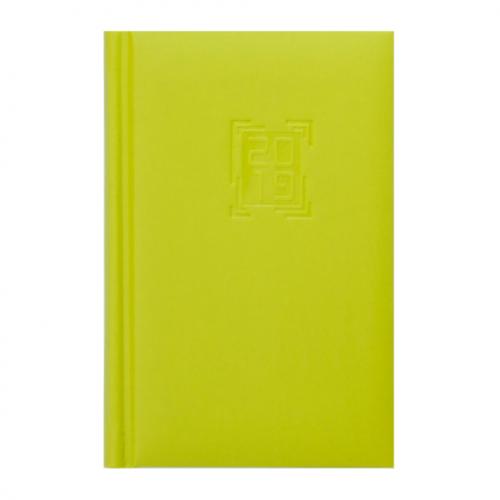 Ежедневник датированный 2019 MEMPHIS, A6, 336 стр., оливковый
