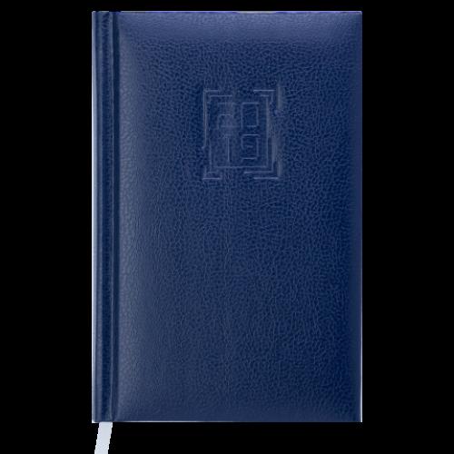 Ежедневник датированный 2019 REDMOND, A6, 336 стр., синий