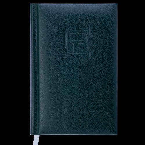 Ежедневник датированный 2019 REDMOND, A6, 336 стр., зеленый