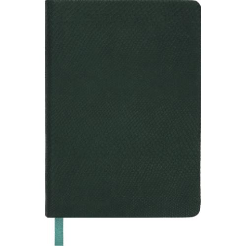 Ежедневник недатированный AMAZONIA, A6, 288стр. зеленый