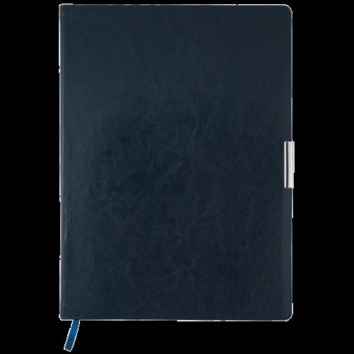 Ежедневник датированный 2019 SALERNO, A4, 336 стр. синий