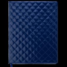 Еженедельник датированный 2019 DONNA, A4, 136 стр., синий