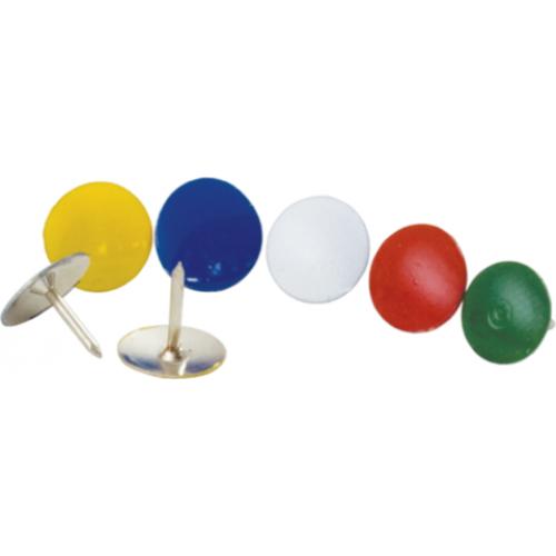 Кнопки цветные, 100шт.