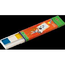 Акварельные краски 6 цветов, картонная упак.