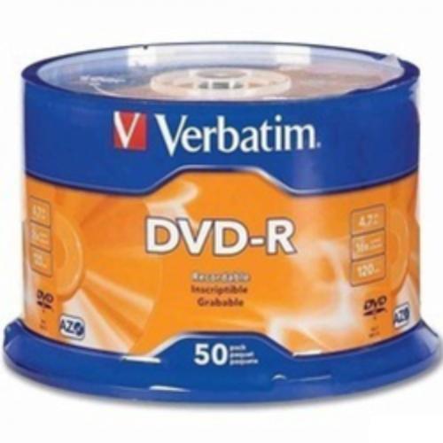 Диск DVD-R, 4.7Gb,16х, Wrapped Matt Silver, Srink (50)