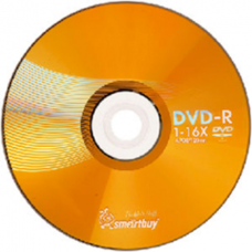Диск DVD+R 4,7Gb 8x, Cake (10)