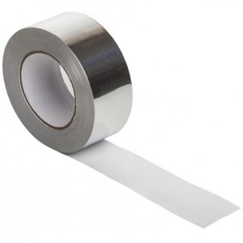 Алюминиевый скотч 60041S БЛ, 48мм*25м