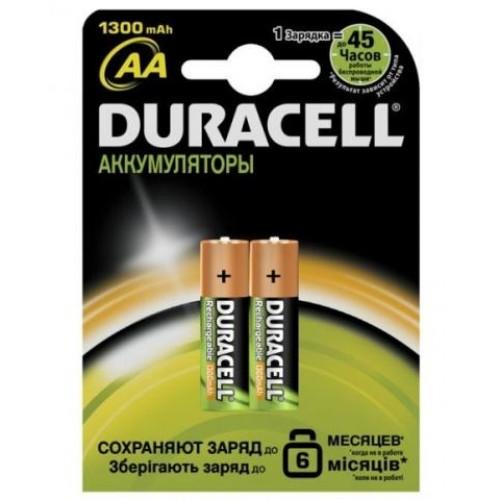 """Аккумулятор AA """"Duracell"""" 1300 mAh"""