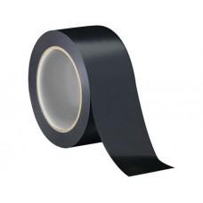 Черный скотч  48мм*66м