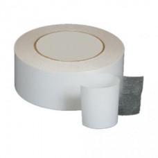Двусторонний тонкий скотч 80221 БЛ, 48мм*25м, ткань