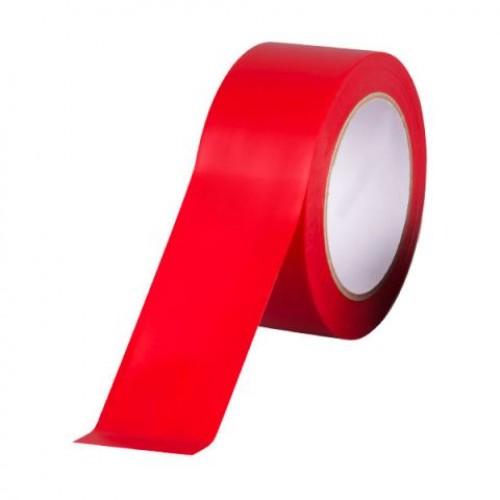 Скотч красный  48мм*66м 38мкм