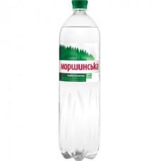 """Вода минеральная слабогазированная, 1,5л, """"Моршинская"""", ПЭТ"""
