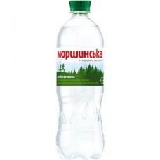"""Вода минеральная слабогазированная, 0,5л, """"Моршинская"""", ПЭТ"""