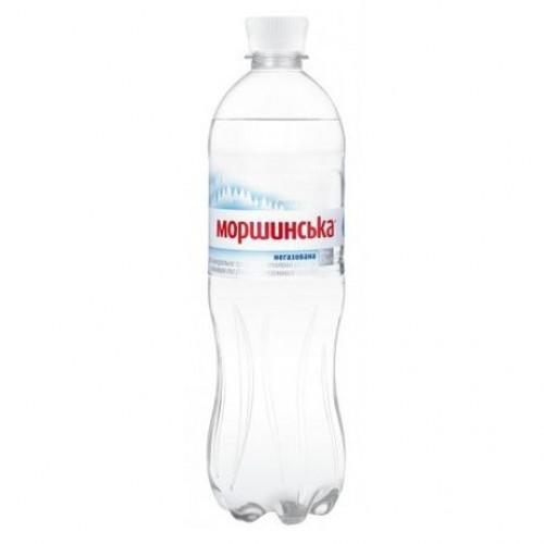 """Вода минеральная негазированная, 0,5л, """"Моршинская"""", ПЭТ"""