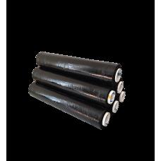 Стретч пленка черная 20 мкм 250 мм 0,9 кг
