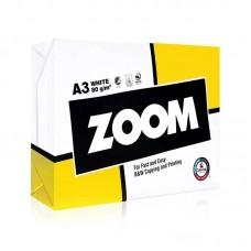 Бумага офисная ZOOM, А3, 80г / м2, 500л, класс C