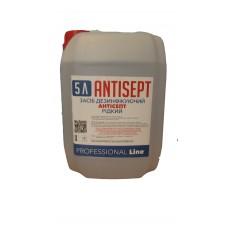 "Антисептическое средство ""Antisept"", 5 л."