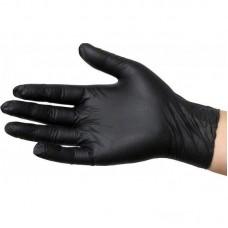Перчатки нитриловые нестерильные одноразовые (упаковка 50 пар)