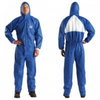 Комбинезон защитный синий