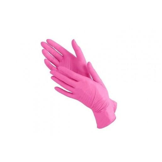 Перчатки нитриловые нестерильные одноразовые