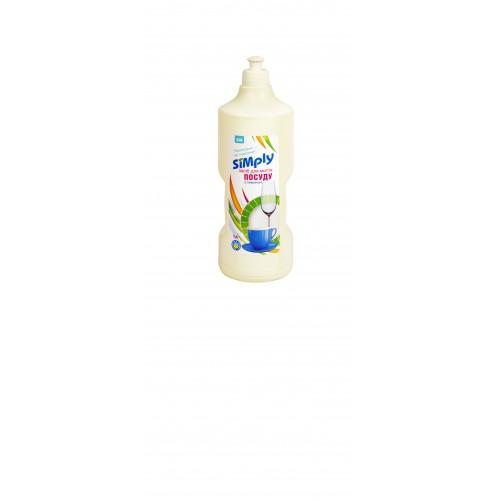 """Средство моющее для посуды """"SIMply"""" лимон 1л"""