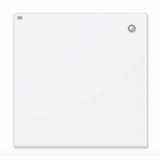 Стеклянная магнитная доска белая 100 x 200