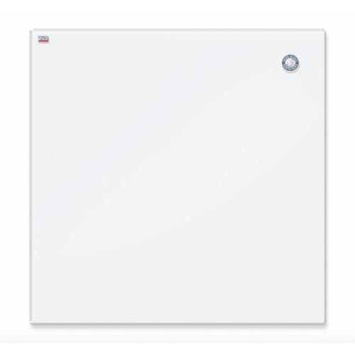 Стеклянная магнитная доска белая 100 x 200, TSZ1020W
