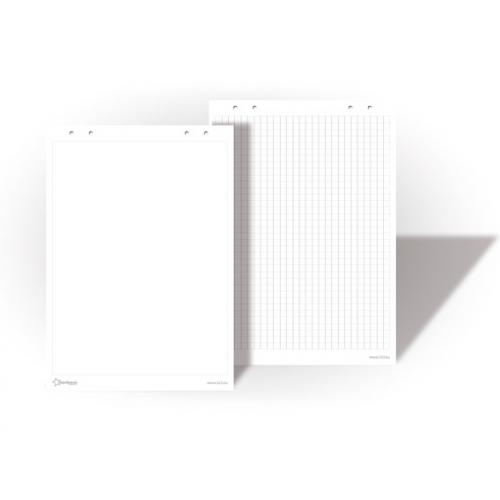 Блок для флипчартов чистый 30 листов StarBoard 60x90