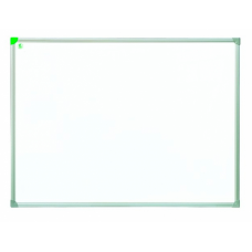 Алюминиевая рамка EcoBoard, поверхность магнитная 40x30