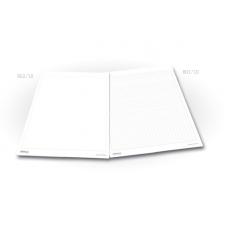 Блок для флипчартов клетка 10 листов 70 гр. / М2 58x83