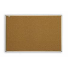 Доска пробковая в рамке C-line 150x100
