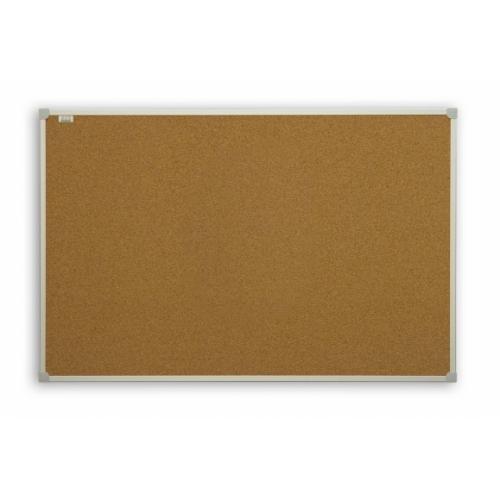 Доска пробковая в рамке C-line 120x90