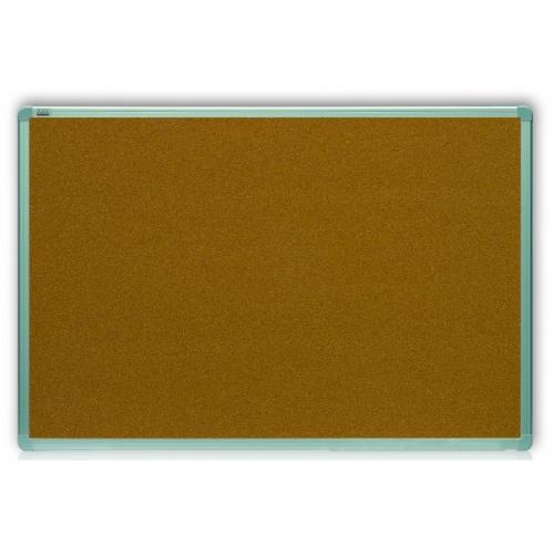 Доска пробковая в алюминиевой рамке ALU23 150x100