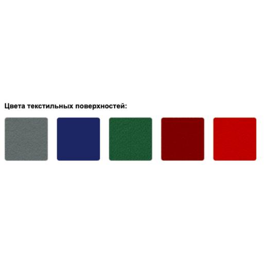 Доска текстильная в алюминиевой рамке ALU23 45x60