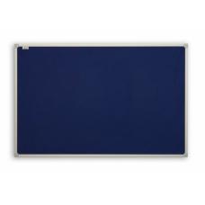 Доска текстильная в алюминиевой рамке C-line 90x60
