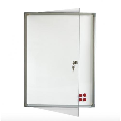 Доска-витрина сух.-магнитная модель 4 3xA4 (ключ) 73x37