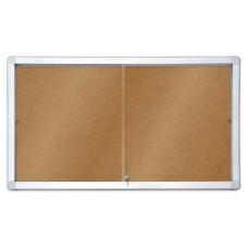 Доска-витрина сух.-магнитная модель 1 (шестигранник) 8xA4 / 97x70